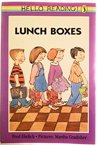 Lunch Boxes (Hello reading): Ehrlich, Fred