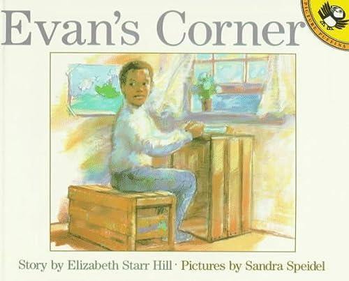 9780140544060: Evan's Corner (Picture Puffins)