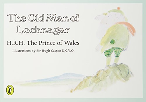 The Old Man of Lochnagar (Picture Puffin): Prince of Wales
