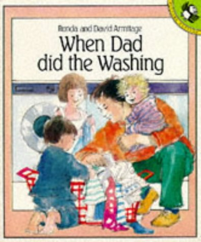 9780140544220: When Dad Did the Washing