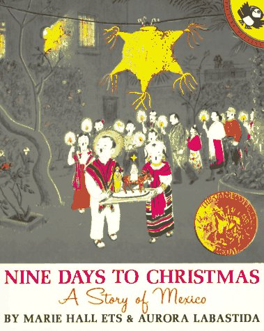 9780140544428: Nine Days to Christmas (Picture Puffin)