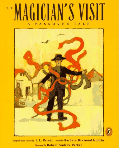 9780140544558: The Magician's Visit: A Passover Tale (Picture Puffin)