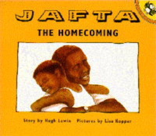 9780140544688: Jafta (Picture Puffin)