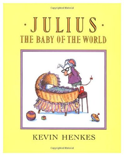 9780140544794: Julius, the Baby of the World (Picture Puffin S.)
