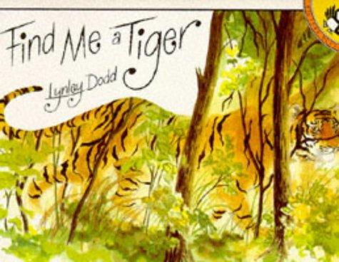 9780140544831: Find Me A Tiger Mini Edition (Picture Puffin)