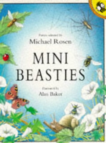 9780140544909: Mini Beasties (Picture Puffin)