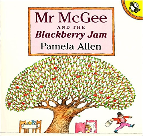 9780140545012: Mr McGee and the Blackberry Jam (Picture Puffin)