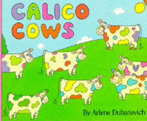 9780140545074: Calico Cows (Picture Puffin)