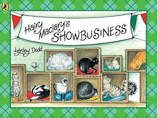 9780140545500: Hairy Maclary's Showbusiness (Hairy Maclary and Friends)