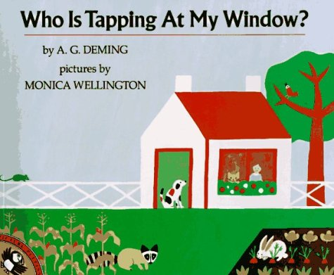 Who Is Tapping at My Window? (Picture Puffins): Deming, A. G.
