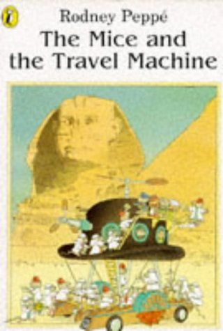 9780140545616: The Mice and the Travel Machine (Picture Puffin)