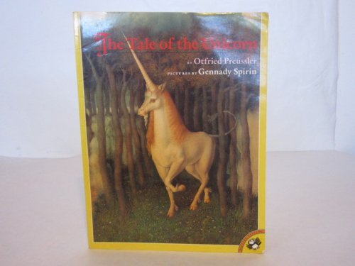 9780140545685: The Tale of the Unicorn (Picture Puffins)