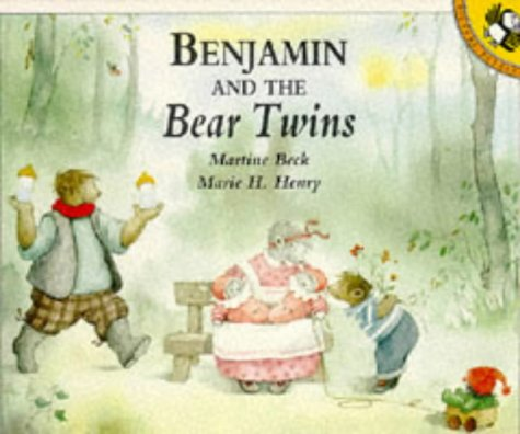 9780140545791: Benjamin and the Bear Twins (Picture Puffin)