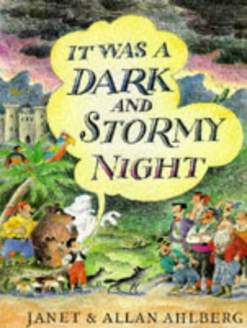 9780140545869: It Was a Dark and Stormy Night (Picture Puffin)