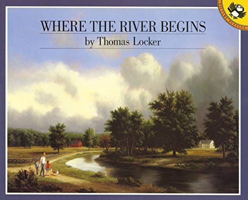 9780140545951: Where the River Begins (Picture Puffin Books)