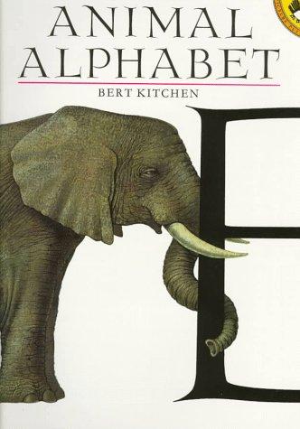 9780140546019: Kitchen Bert : Animal Alphabet (Picture Puffin)