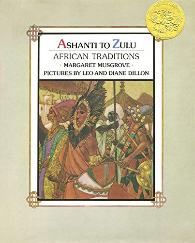9780140546040: Ashanti to Zulu: African Traditions (Picture Puffin Books)