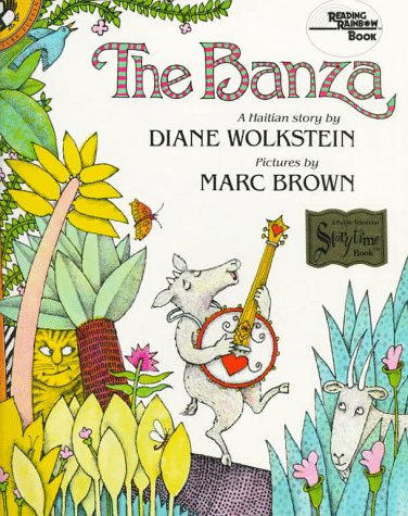 9780140546057: The Banza: A Haitian Story (Reading Rainbow)