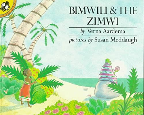 9780140546088: Aardema & Meddaugh : Bimwili and Zimwi (Us) (Picture Puffin)