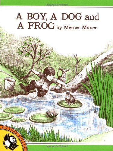 9780140546118: Boy, a Dog and a Frog (Penguin English Library)