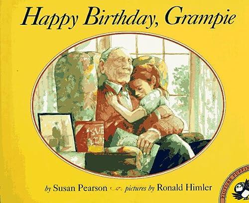 9780140546378: Happy Birthday, Grampie (Picture Puffins)