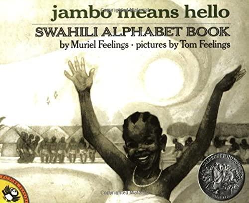9780140546521: Jambo Means Hello (Swahili Alphabet Book)