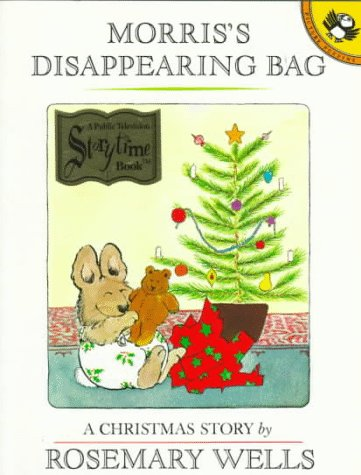 9780140546644: Morris's Disappearing Bag: A Christmas Story/ Storytime Tie-in
