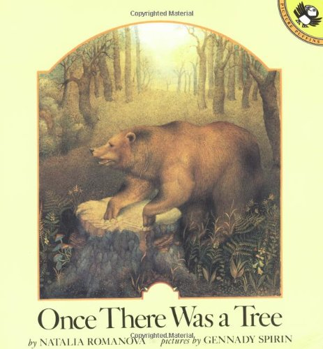9780140546774: Once There Was a Tree (Picture Puffin)