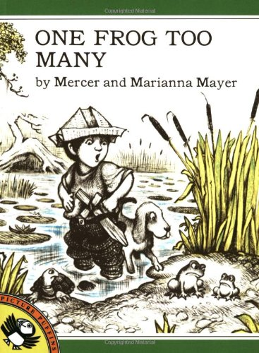 One Frog Too Many (A Boy, a Dog, and a Frog) (9780140546798) by Mayer, Mercer