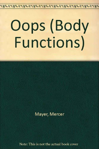 9780140546804: Oops! (Body Functions)