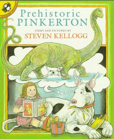 9780140546897: Prehistoric Pinkerton (Pied Piper Paperbacks)