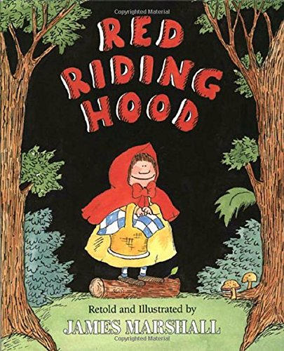 9780140546934: Marshall James : Red Riding Hood (Picture Puffin)