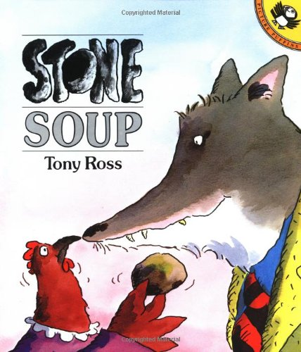 9780140547085: Ross Tony : Stone Soup (Picture Puffin)