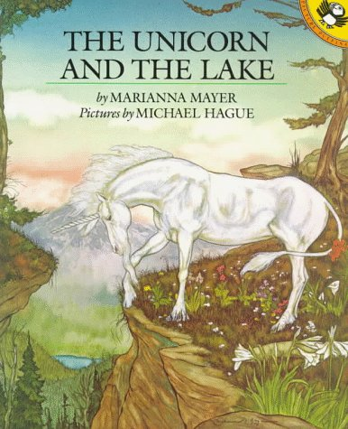 9780140547184: The Unicorn and the Lake (Pied Piper)
