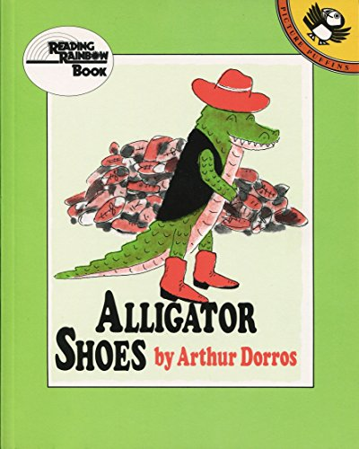 9780140547344: Alligator Shoes (Picture Puffin S)