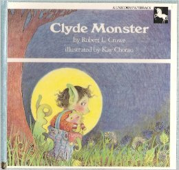 Clyde Monster (Picture Puffin): Crowe, Robert L.