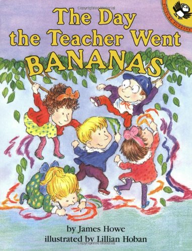 9780140547443: The Day the Teacher Went Bananas (Picture Puffin)