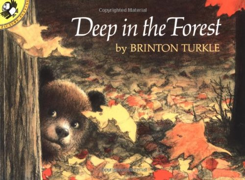 Deep in the Forest (Picture Puffins): Brinton Turkle