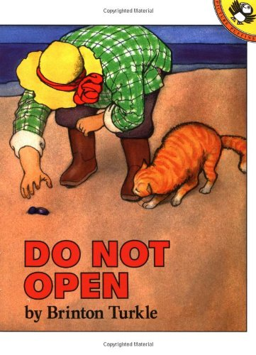 9780140547474: Do Not Open (Picture Puffin Books)