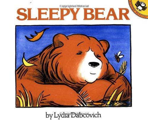 9780140547856: Sleepy Bear (Picture Puffin)