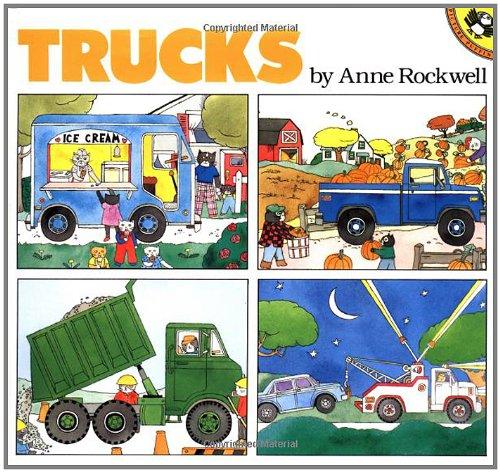 9780140547900: Trucks (Picture Puffin)