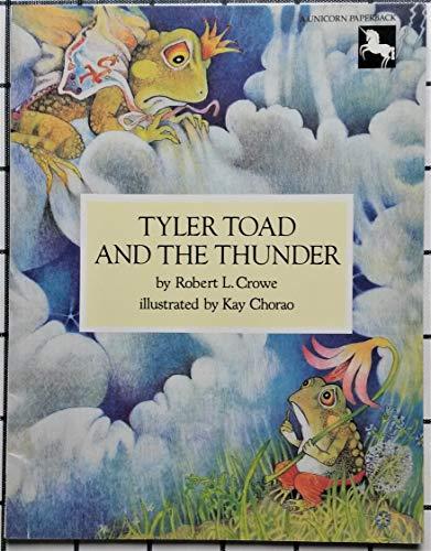 9780140547917: Tyler Toad and the Thunder