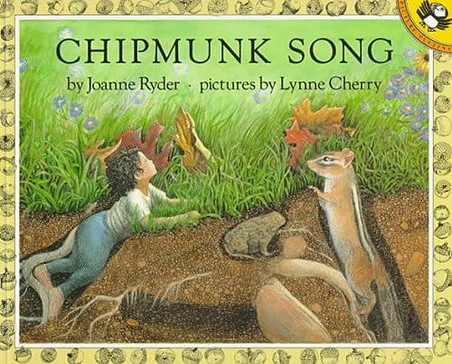 9780140547962: Chipmunk Song (Lodestar Unicorn)