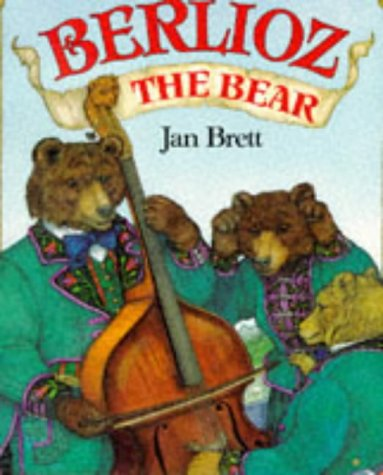 9780140548167: Berlioz the Bear (Picture Puffin)