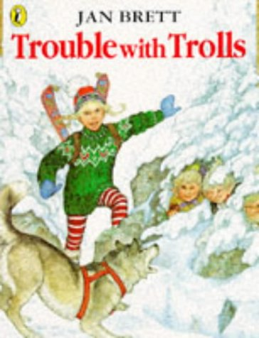 9780140548174: The Trouble with Trolls (Picture Puffin)