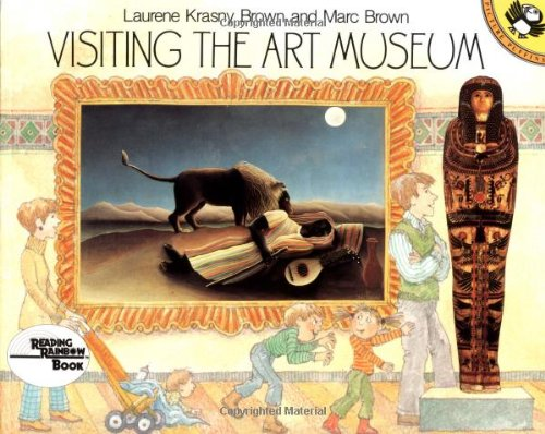 9780140548204: Visiting the Art Museum (Reading Rainbow)