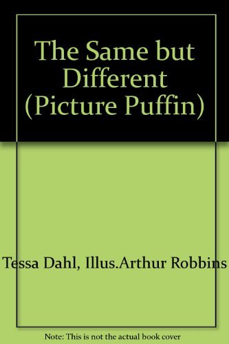9780140548235: The Same But Different (Picture Puffins)