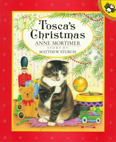 9780140548402: Tosca's Christmas (Picture Puffins)