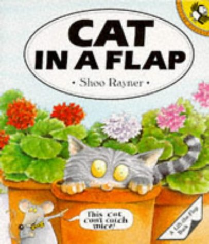 9780140548600: Cat in a Flap (Picture Puffin)
