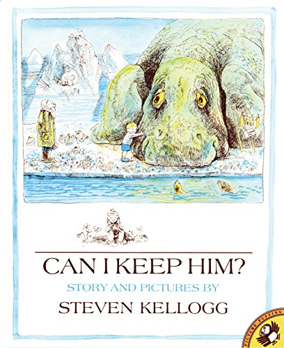 9780140548679: Kellogg Steven : Can I Keep Him? (Picture Puffin)